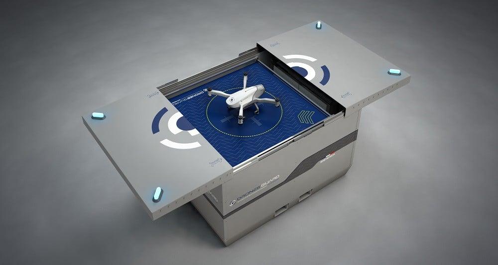 Azur Drones obtient la première autorisation de vol autonome