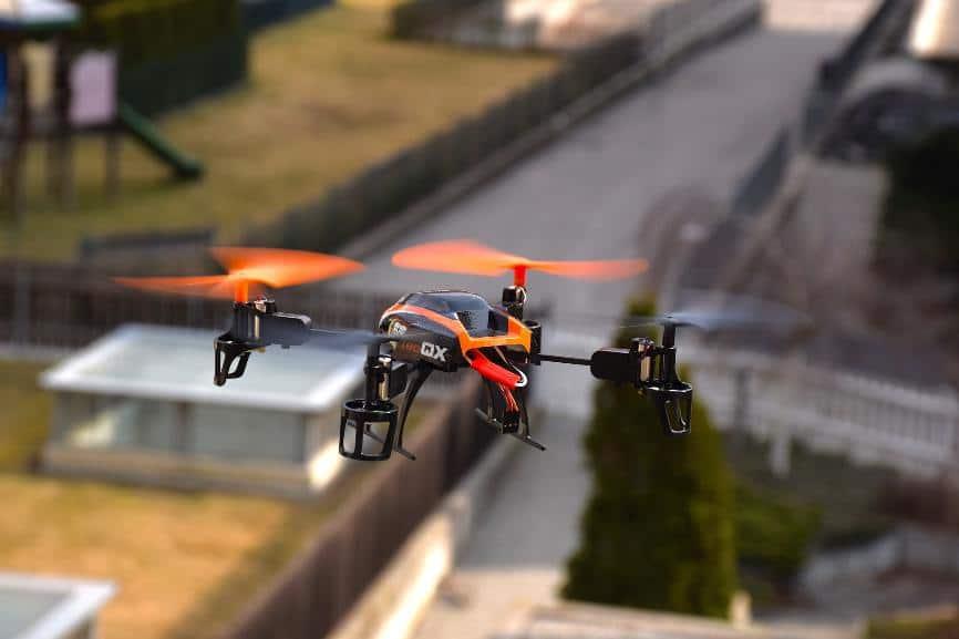 Shield, le projet anti-drones de l'ONERA