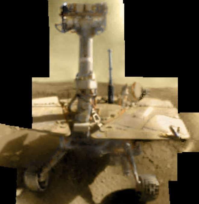 La Nasa confirme la fin de la mission du robot Opportunity sur Mars