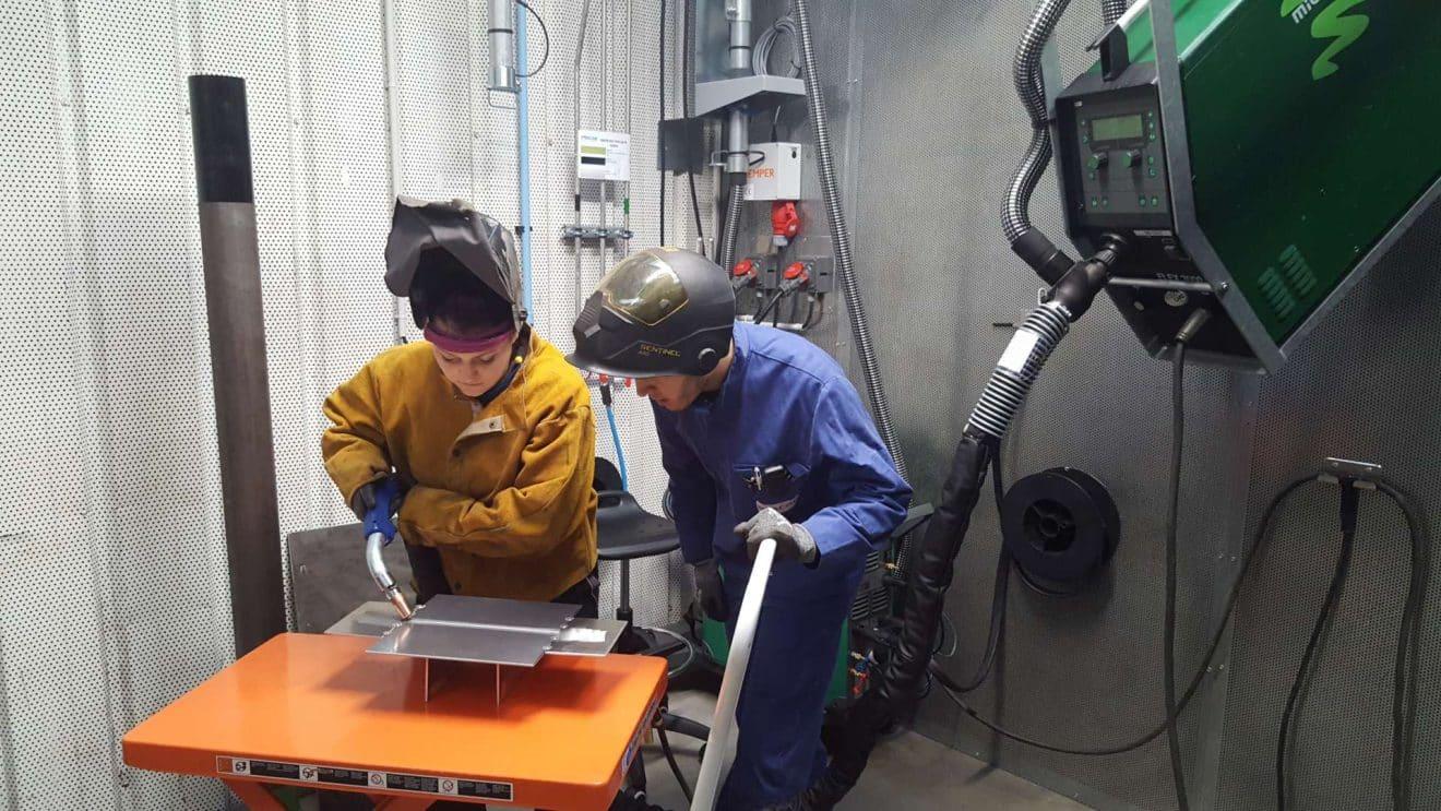 Les succès des PME ETI de Normandie AeroEspace : ACGB innove et forme en chaudronnerie industrielle aluminium