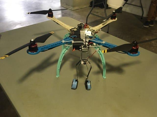Normandie AeroEspacestructure ses travaux pour développer une filière Drones sur le territoire normand