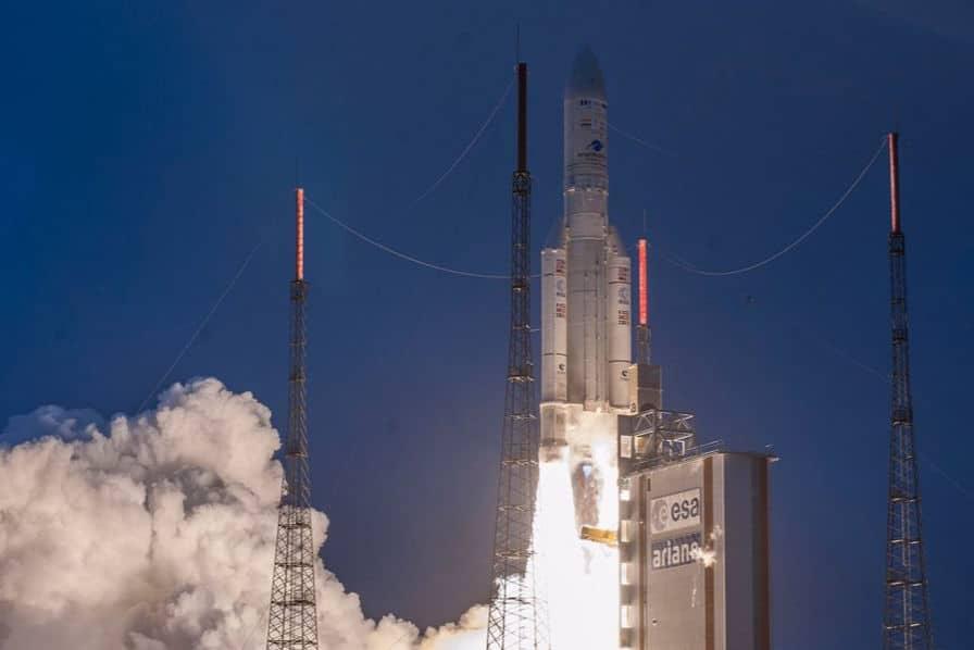 [Vidéo] Premier lancement de l'année 2019 réussi pour Ariane 5