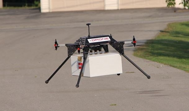 Drone Delivery Canada receives approval for testing its cargo delivery drone
