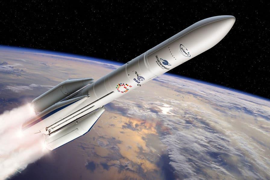 OneWeb sera le premier client à voler sur Ariane 6 en 2020 – Spatial
