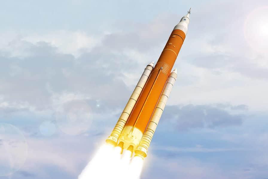 Space Launch System, la fusée super lourde de la Nasa, ne sera pas prête pour sa première mission lunaire – L'Usine Aéro