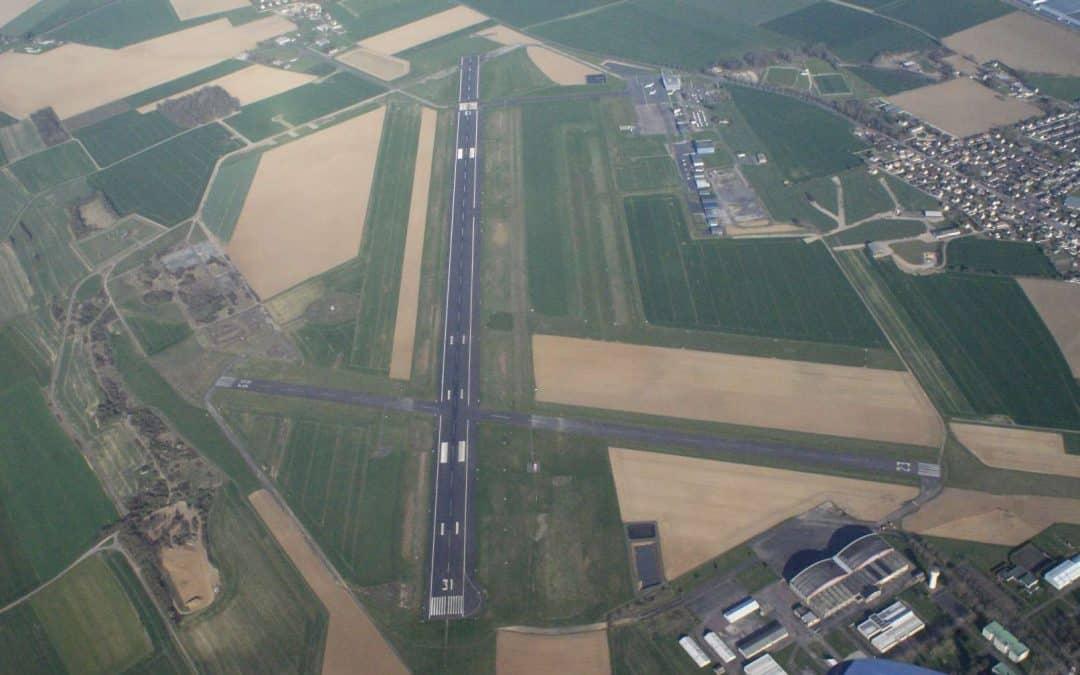 Normandie AeroEspace présente : L'Aéroport de Caen Carpiquet (AdC) rejoint le consortium CEOS