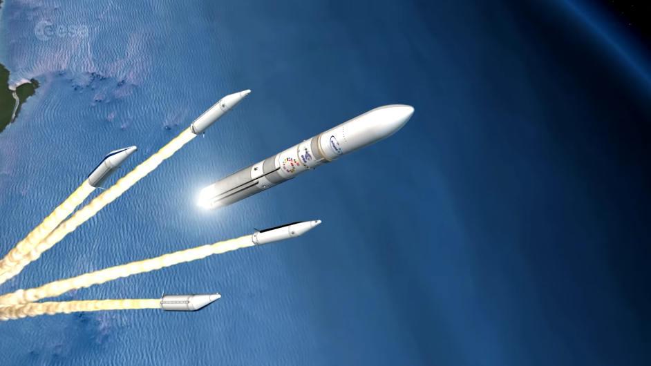 ArianeGoup lance la production des premiers lanceurs Ariane 6 – Air&Cosmos