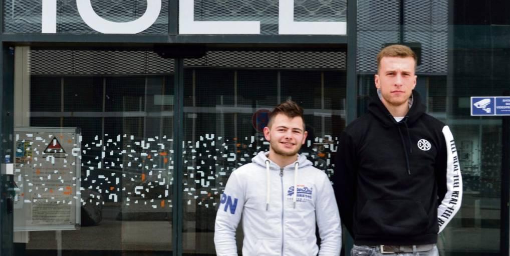 Projet drone ISEL – Deux étudiants havrais créent une main intelligente et cherchent des financements
