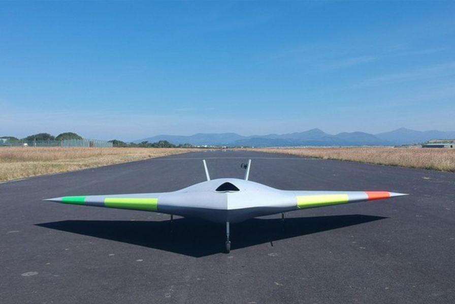 [En vidéo] Ce drone se dirige grâce au souffle de son moteur
