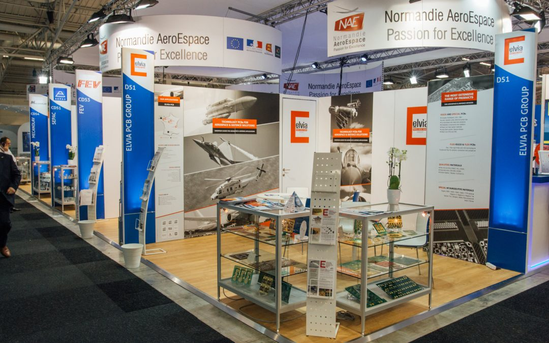 Le Bourget 2019 : 43 entreprises de pointe seront à l'honneur sous le Pavillon Normandie AeroEspace du 17 au 23 juin 2019