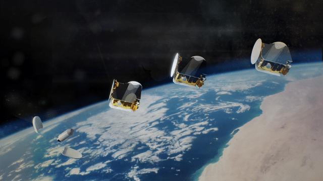 Trois satellites innovants commandés à Airbus – Air&Cosmos