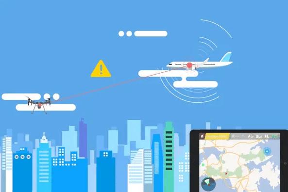 DJI permet à ses drones de détecter avions et hélicoptères – Apps&Drones