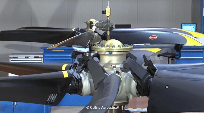 Collins Aerospace réduit le coût des hélices sur ATR
