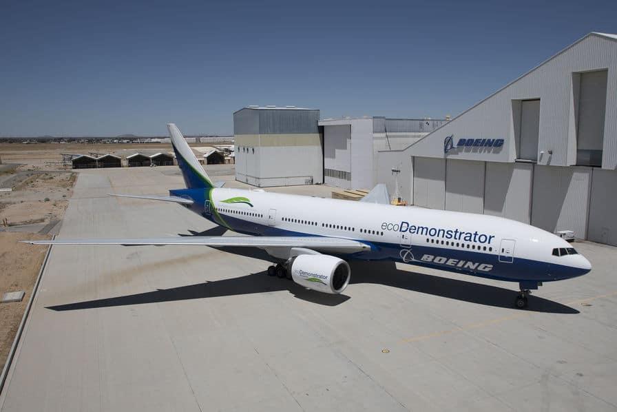 Boeing lance son sixième banc d'essai volant pour tester des innovations – L'Usine Aéro