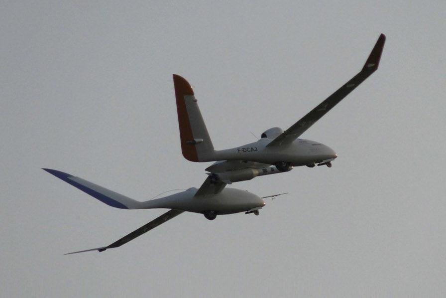 L'Onera teste avec succès son drone lanceur de fusées – L'Usine Aéro
