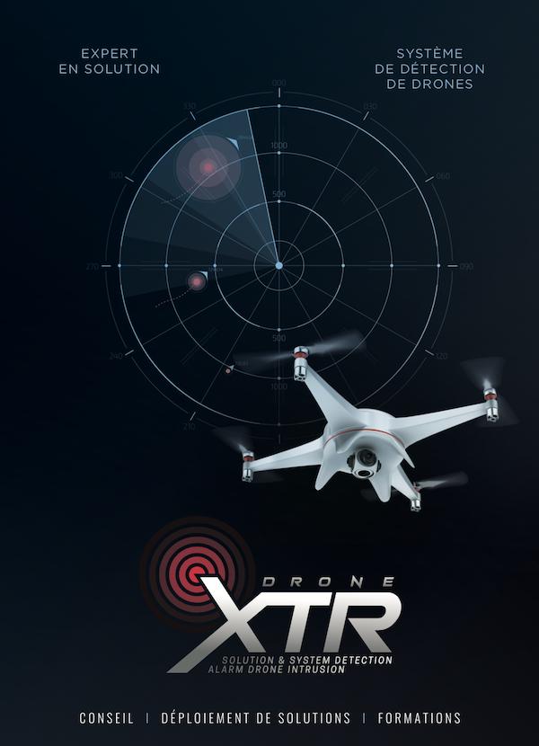 Les succès des membres de Normandie AeroEspace : Drone XTR, la solution de détection de drones, plébiscitée par les acteurs civils et militaires