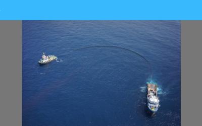 Les drones pour la gestion des fuites d'hydrocarbures