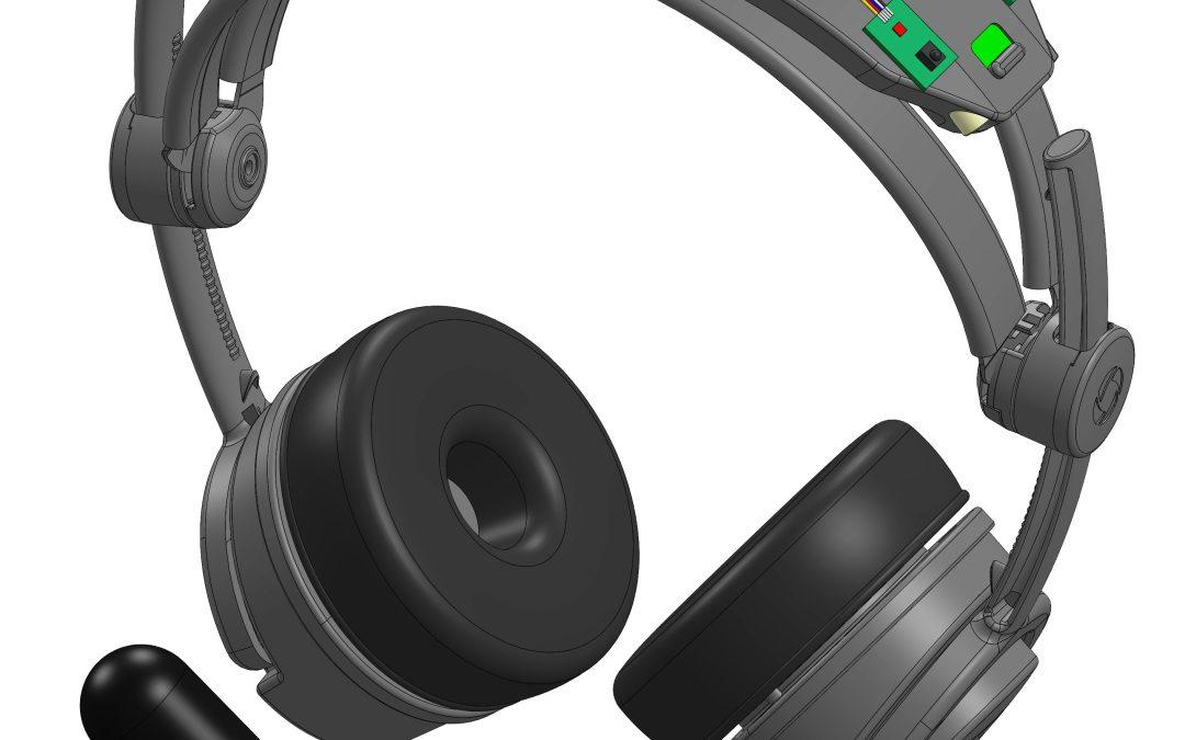 Les Pépites RTI 2019 – Factem a été sélectionné avec son casque sans fil pour pilote utilisant la technologie LiFi