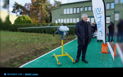 Un pas de plus vers la livraison par drones