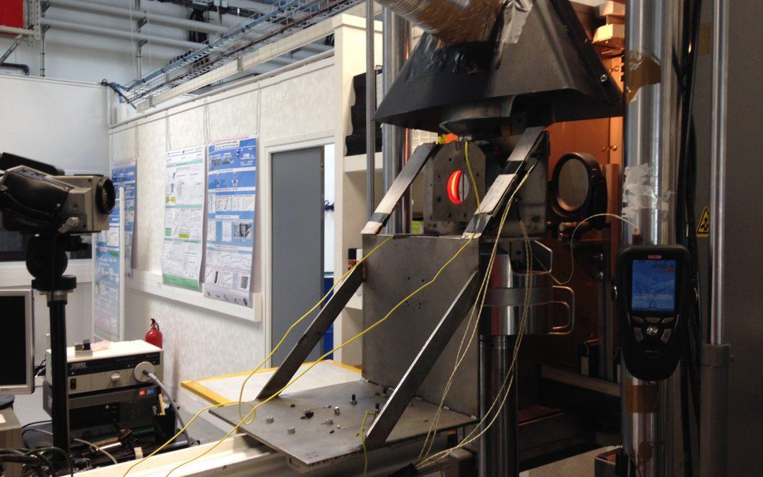 Pépites RTI 2019 : Aerofire une plateforme d'étude par l'INSA Rouen