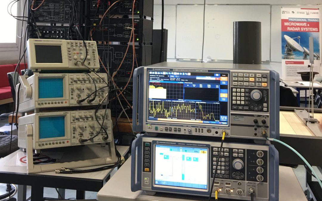 Les Pépites RTI 2019 : L'IUT de Rouen, un banc radar expérimental pour une formation de haut niveau