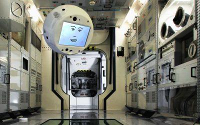 [En images] Cimon 2, le nouveau robot d'Airbus en route vers l'ISS – L'Usine Aéro