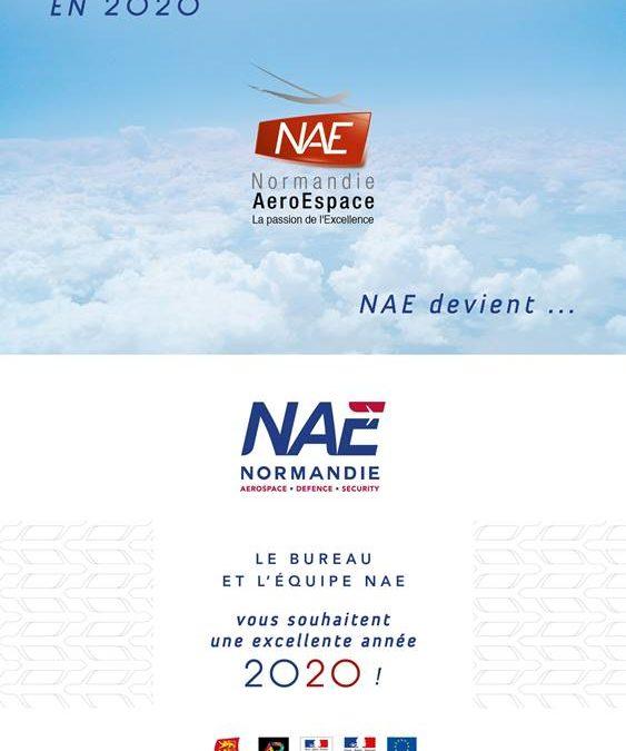 Le bureau et l'équipe NAE vous souhaitent une excellente année 2020.