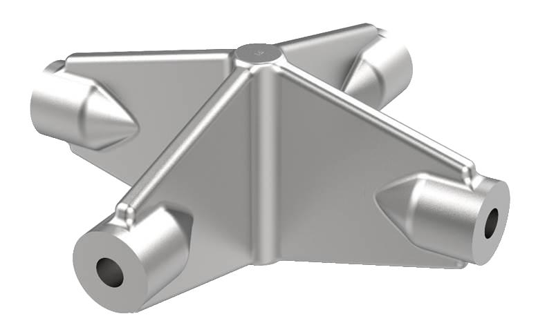 Les Pépites RTI 2019 : Volum-e a piloté un projet sur l'optimisation topologique de la Croix Cardan