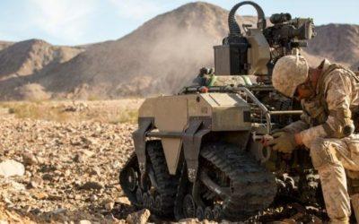 US Army Getting Robotic Squad Support Drone Vehicles – NextBigFuture.com