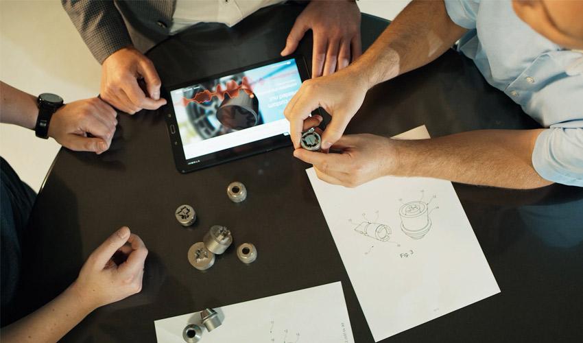 Ford conçoit des écrous imprimés en 3D – 3Dnatives