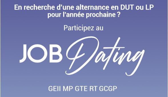 IUT de Rouen : job dating alternance