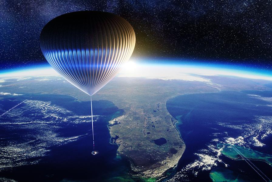 [L'industrie c'est fou] S'envoler dans la stratosphère pour quelque 100 000 euros… – L'Usine Aéro