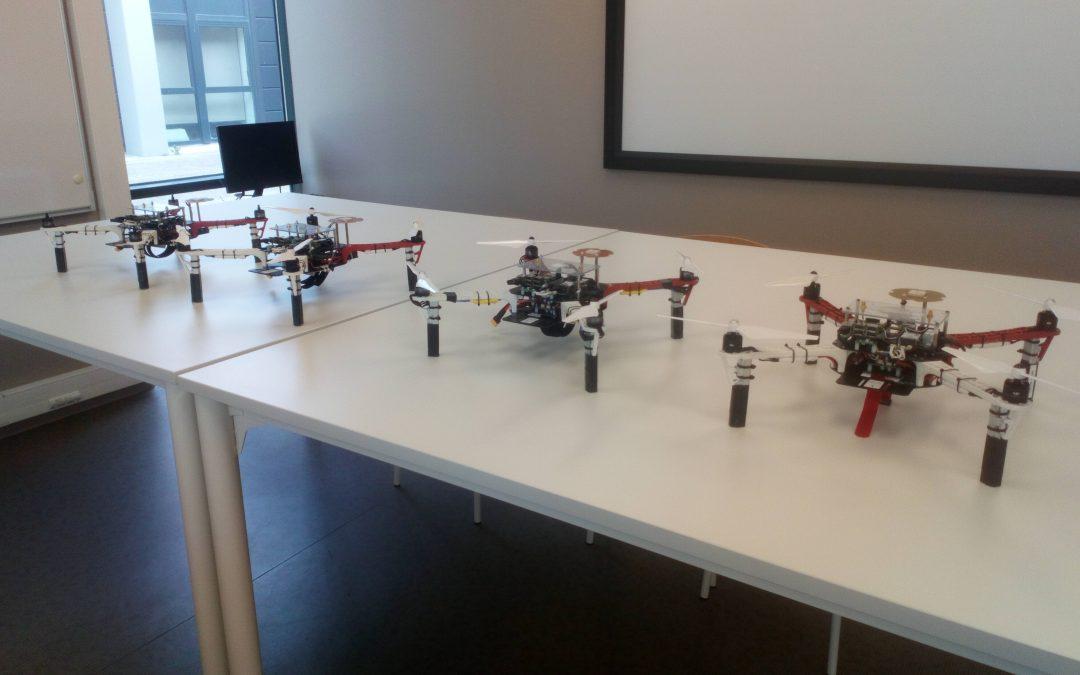 Innovations Drones : NAE déploie trois expérimentations en Normandie