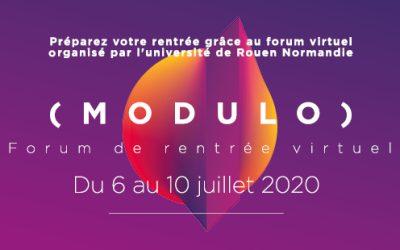 IUT d'Evreux : rentrée 2020