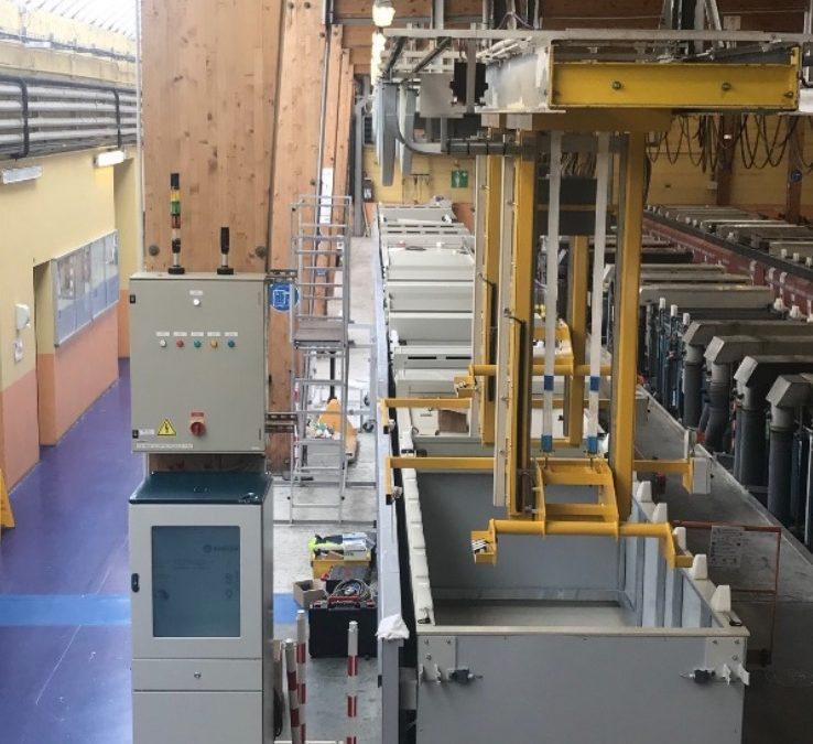 Collins Aerospace : nouvelle ligne de traitement de surface des alliages d'aluminium