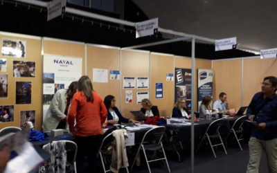 Rentrée 2020 : Les recrutements se poursuivent dans la filière NAE avec 7 salons au programme !