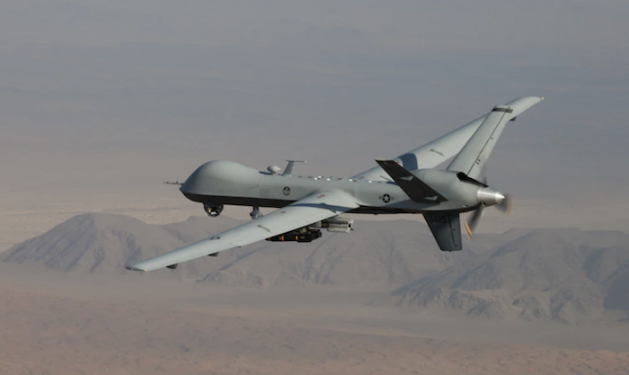 New artificial intelligence system for American drone   Israel Defense