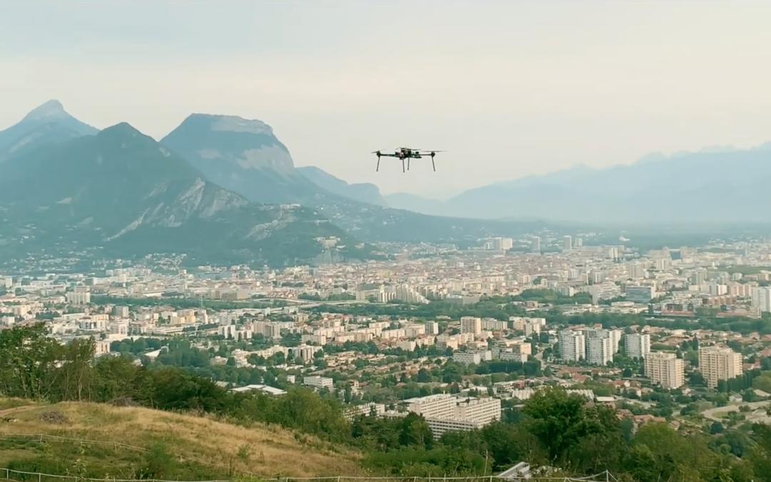 Drones : Le consortium européen PRESTIGIOUS piloté par NAE