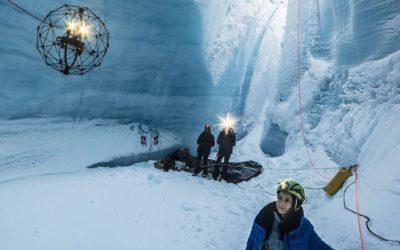[L'industrie c'est fou] Des scientifiques explorent les profondeurs gelées du Groenland… grâce à un robuste mini-drone – L'industrie c'est fou