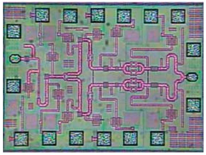 RF and microwave millimeter-wave gallium nitride (GaN) integrated circuit   Military & Aerospace Electronics