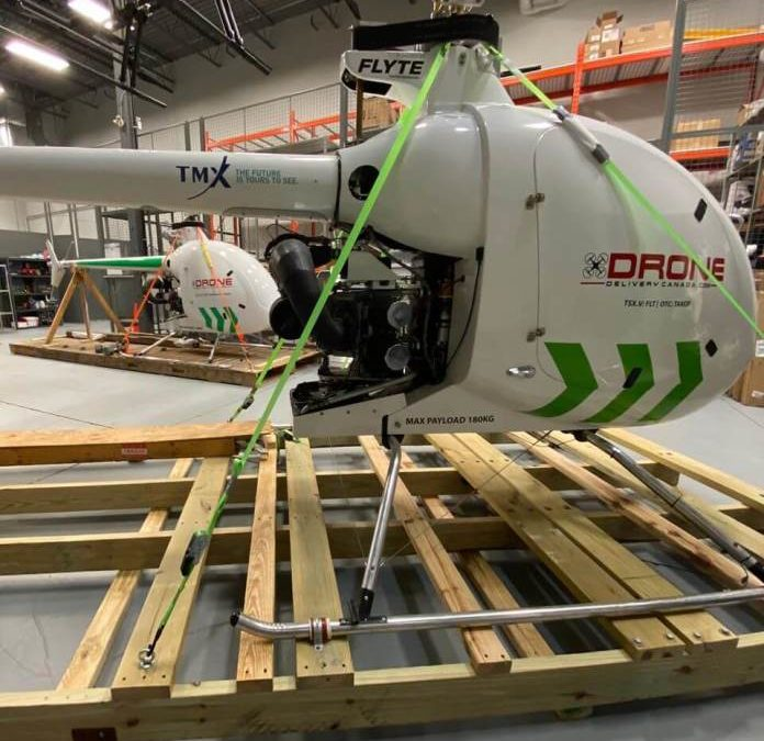 Drone Delivery Canada announces participation in a research project with the Ford Motor Company and University of Toronto – sUAS News – The Business of Drones