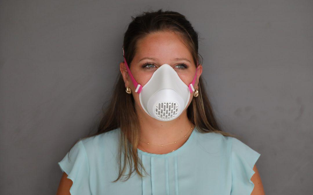 Dedienne Multiplasturgy® Group lance le premier bio-masque éco-responsable