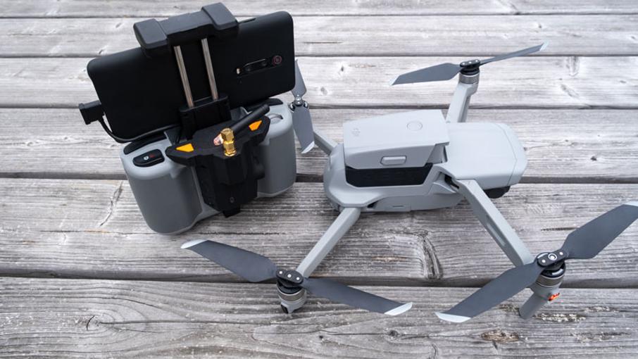 ABOT invente un kit d'homologation pour drone !