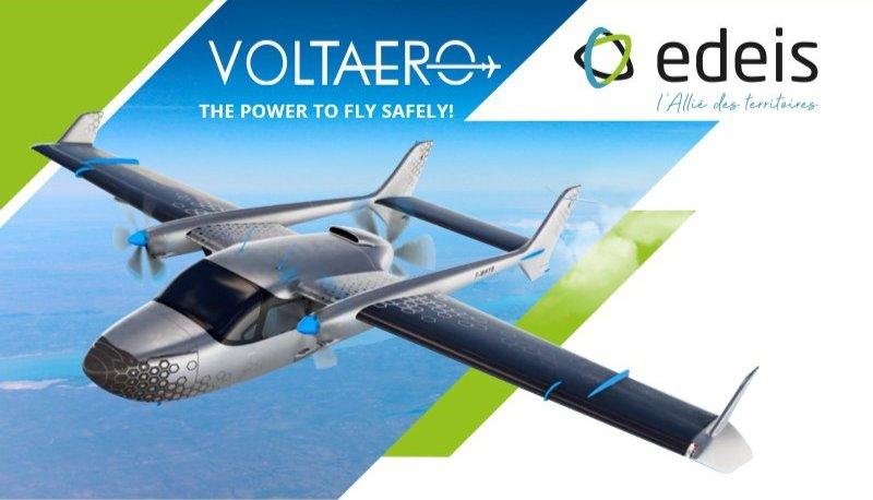 Aéroport du Havre : Edeis et VoltAero organisent le 1er Tour de France en avion hybride