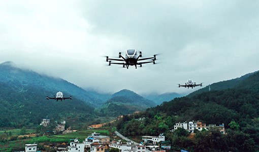 """EHang will soon initiate regular UAM operational services"" – Urban Air Mobility News"
