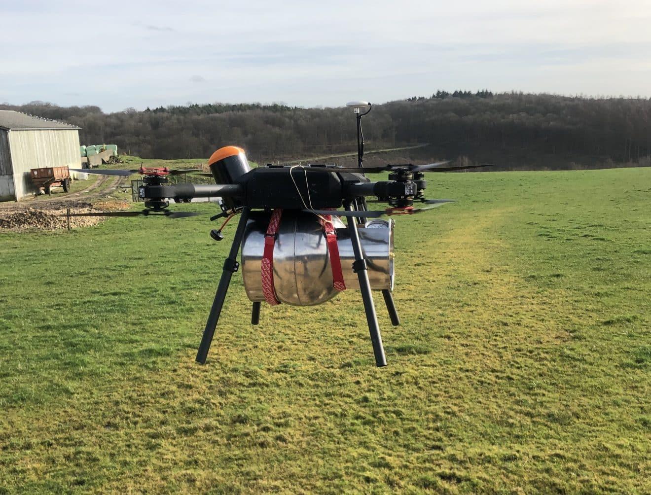 Le CIDN vous accompagne pour devenir télépilote drone pro !
