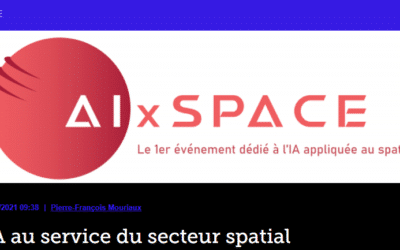 L'IA au service du secteur spatial