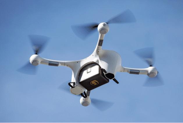 Les USA autorisent les vols de drone la nuit, la dernière étape avant des livraisons à grande échelle ?