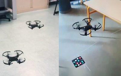 Finale du Challenge Etudiants NAE, les drones à l'honneur !