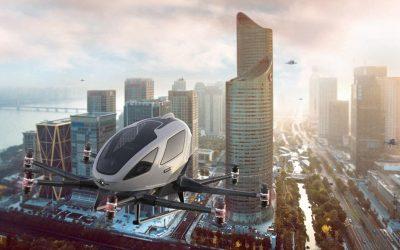 L'UE va évaluer les bénéfices de la mobilité aérienne urbaine à travers une campagne d'essais